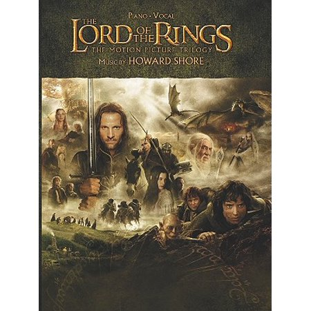 The Lord of the Rings (Other) (In Dreams Lord Of The Rings Piano)