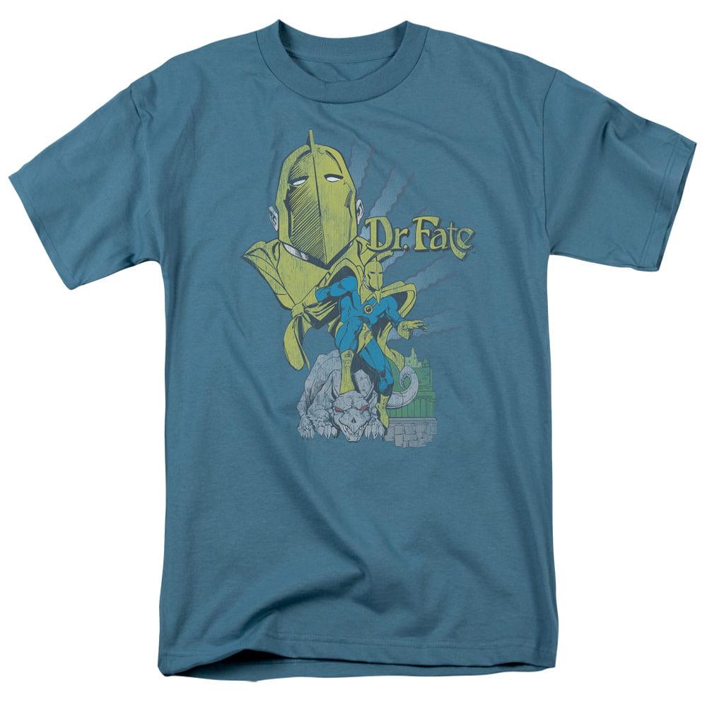DC Comics Dr Fate Mens Short Sleeve Shirt
