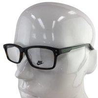 64cb81cede Product Image Nike 7231 200 Matte Havana Green Plastic Eyeglasses 53mm