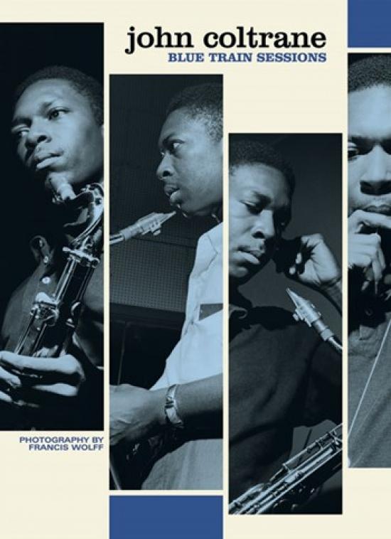 John Coltrane Blue Train  Poster 24 x 36