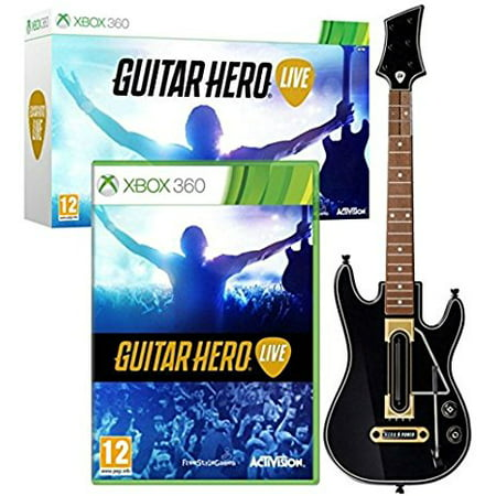 Xbox 360 Guitar Hero Live Bundle - This Is Halloween Guitar Hero 3