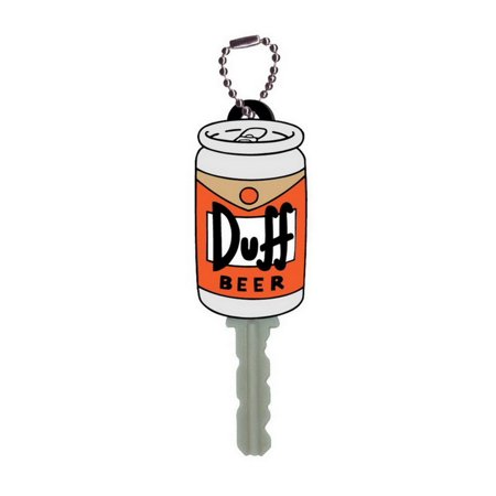 Monogram International MNG-27793-C The Simpsons Soft Touch PVC Key Holder: