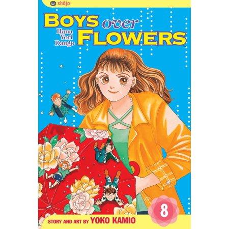 Boys Over Flowers, Vol. 8 - - Boys Over Flowers Usa