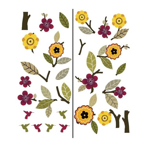 Brewster Home Fashions WPK99059 WallPops!  Twiggy Wall Art Kit Wall Decal