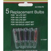 Replacement Christmas Bulbs