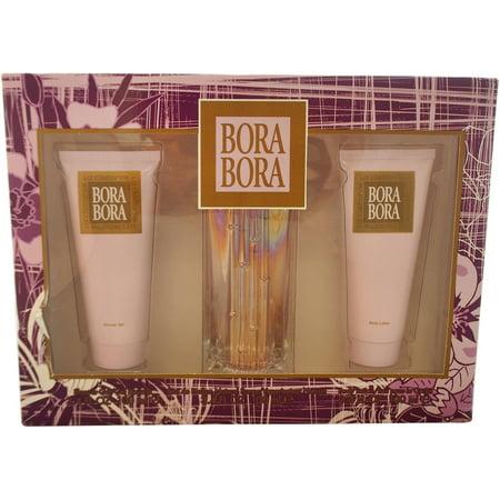 Liz Claiborne Bora Bora Gift Set For Women  3 Pc