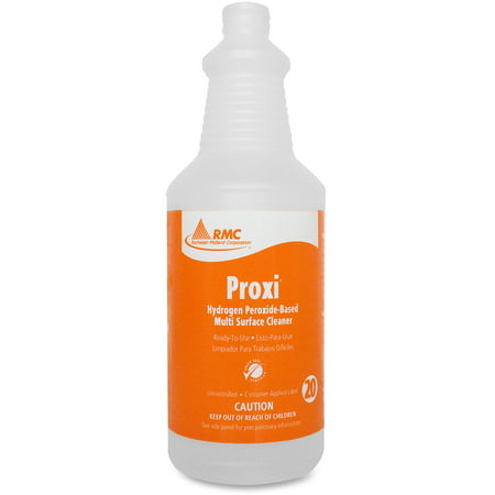 RMC, RCM35619873, Proxi Cleaner Dispenser Bottle, 1 / Each, Frosted -