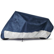 Budge Standard Motorcycle Cover, Basic Dust and Dirt Protection for Motorcycles, Multiple Sizes