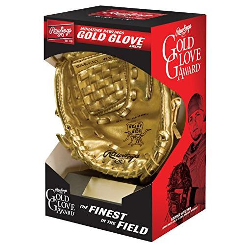 Rawlings MINIRGG-60 Mini Gold Glove Award