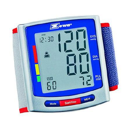 Zewa WS-380 Deluxe Automatic Wrist Blood Pressure Monitor1.0 ea.