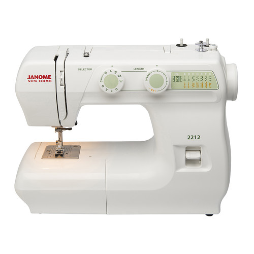 Shop for Janome Sewing Machines in Sewing. Buy products such as Janome Arctic Crystal Easy-to-Use Sewing Machine at Walmart and save.