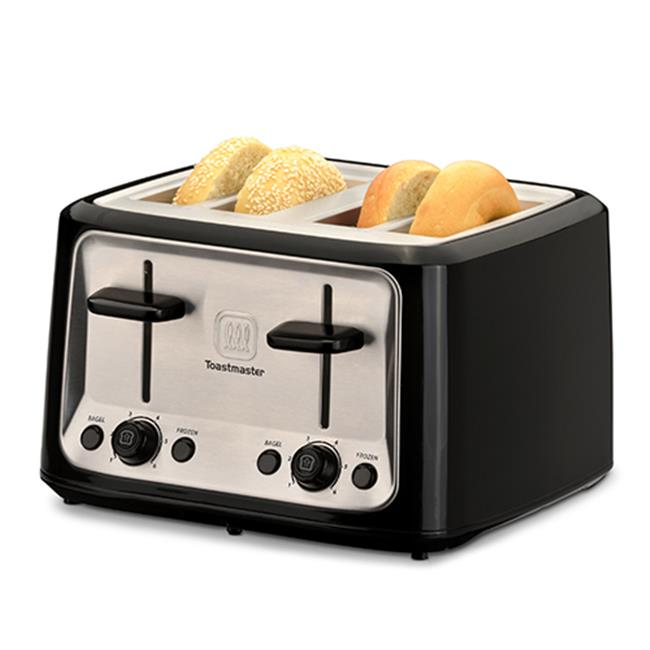 Toastmaster TM-46TS 4 Slice Cool Touch Toaster