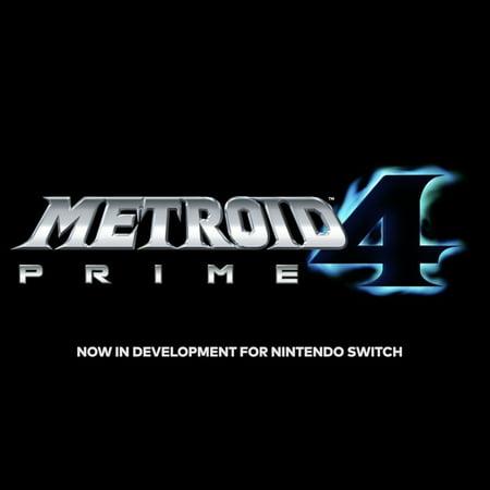Metroid Prime 4, Nintendo, Nintendo Switch, (Best Metroid Prime Game)