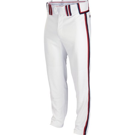 Rawlings RP150/YRP150 Plated Baseball Pant With Braid All Sizes & Colors