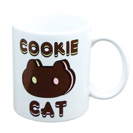 Steven Coffee Cat 12oz Cookie Mug Universe FJKcT1l