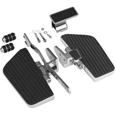 Front Floorboard Kit (Show Chrome Driver Floorboard Kit   )