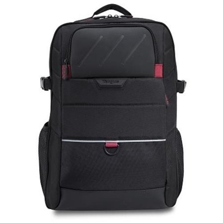 Cheap Offer Targus Gamer Onb523us-01 Carrying Case (backpack) For 15.6″ Notebook – Red, Black, Silver – Weather Resistant – Nylon – Shoulder Strap (onb523us-01) Before Special Offer Ends