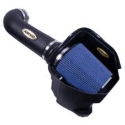 Airaid 11-14 Dodge Charger/Challenger MXP Intake System w/ Tube (Dry / Blue Media)