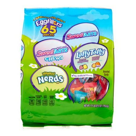 (2 Pack) Nestle, Assorted Spring Mix Ups Egg Fillers, 27.5 Oz](Nestle Halloween)