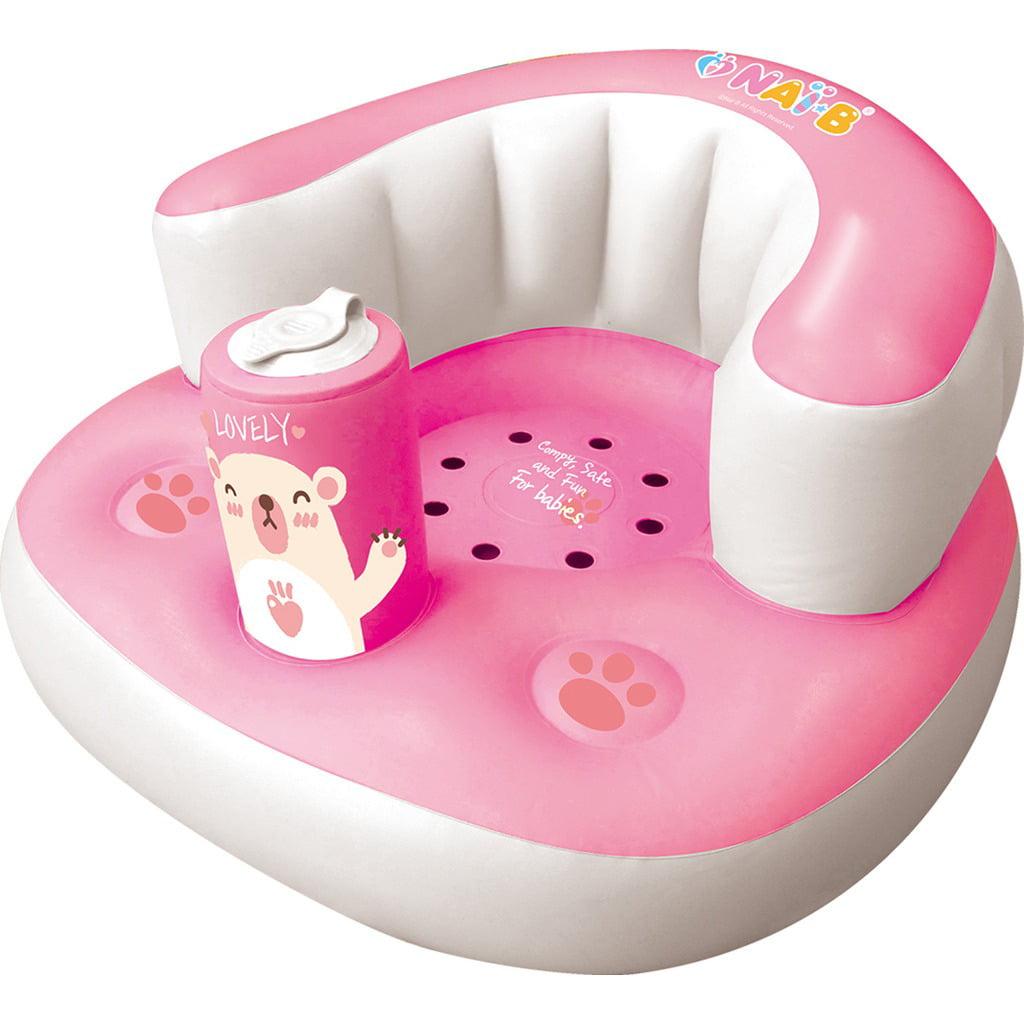Nai-B Hamster Inflatable Baby Seat - Pink