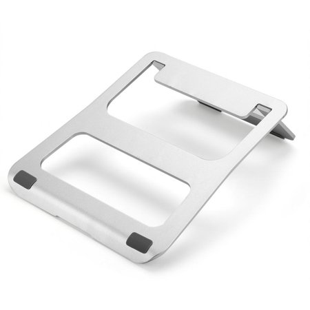 Lv. life Aluminium Alloy Laptop Stand Folding Portable No-slip Notebook Heat Dissipation Support Holder,Laptop Stand Holder, Portable Laptop Stand