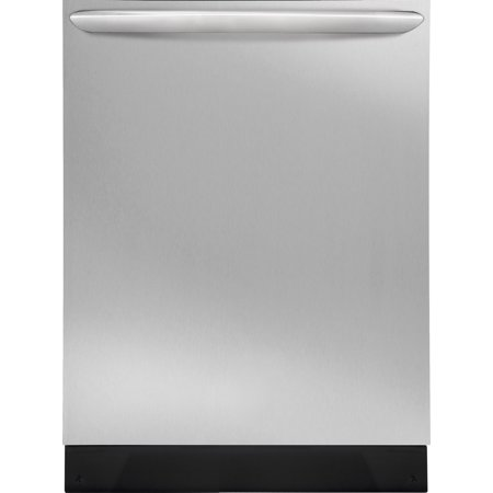 Gallery Fgid2466qf 24  Fully Integrated Built In Dishwasher With 12 Place Settings  8 Wash Cycles  Dishsense Technology  Quick Wash  Tall Tub Design  52 Dba  And Energy Star Rating  In Stainless Steel