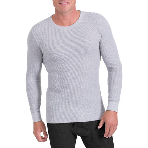 Fruit of the Loom Big Men's Classic Thermal Underwear Top by Long Underwear