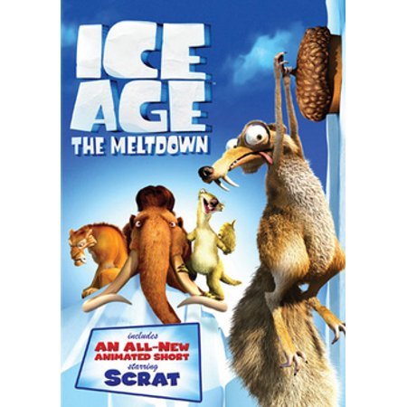 Ice Age: The Meltdown (DVD) - Ice Age Halloween Movie