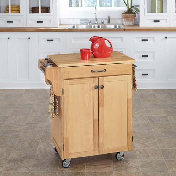 Home Styles Design Your Own Small Kitchen Cart - Walmart.com