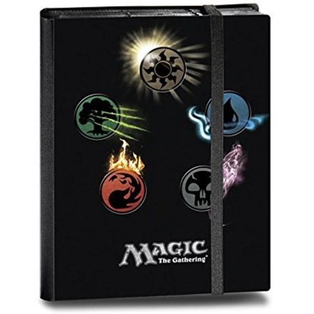 Magic the Gathering: 4 Symbols - Mana 9-Pocket (Best Binder For Magic Cards)