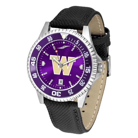 Washington Competitor AnoChrome - Color Bezel Watch