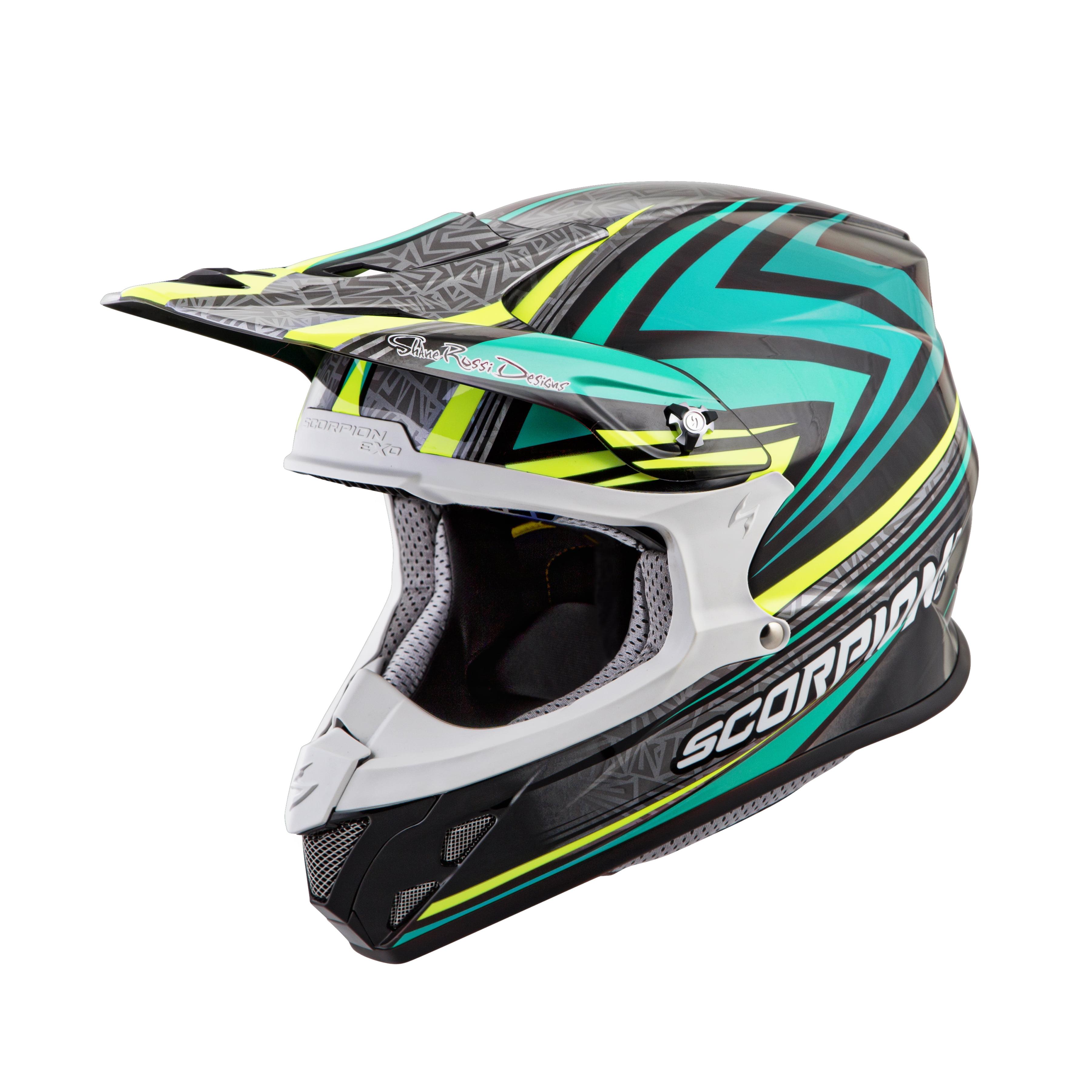 Scorpion VX-R70 Motocross ATV UTV Dirtbike Offroad Helmet