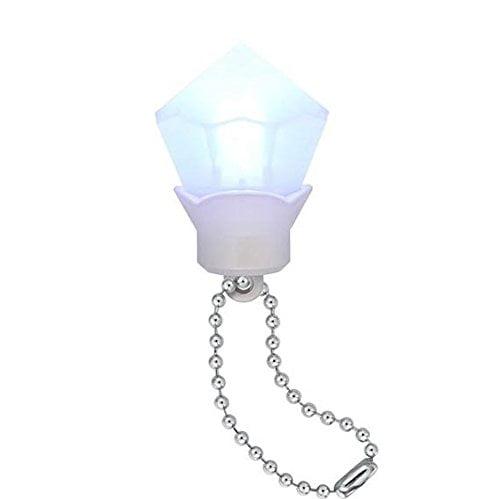 Bishoujo Senshi Sailor Moon Crystal Light Mascot Charm - Silver Crystal