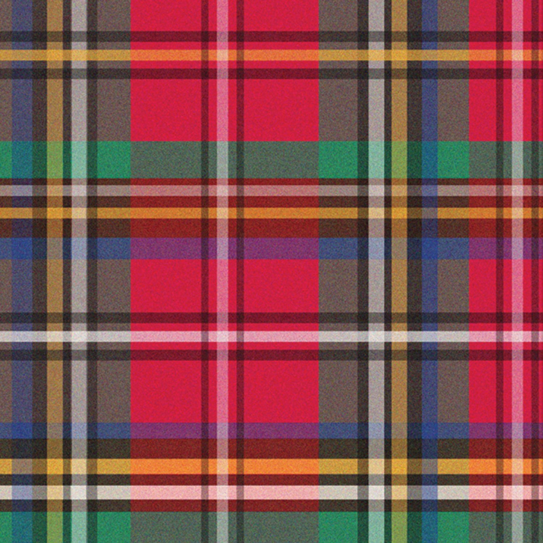 "Jillson & Roberts Bulk Gift Wrap, Tartan, 1/2 Ream 417' x 24"""
