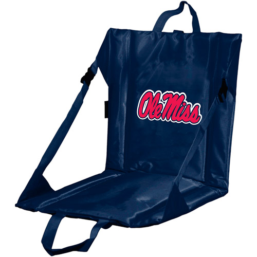 Logo Chair NCAA Ole Miss Stadium Seat