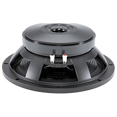 B And C 12PS100 12-in 1400 Watt Continuous Subwoofer, 8 Ohm