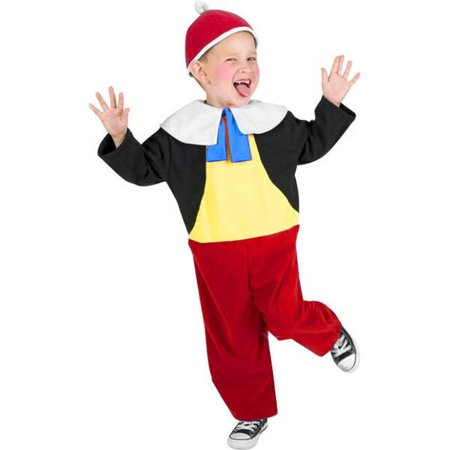Child Tweedle Dee Costume~Medium 7-10 / Red - Tweedle Dee Tweedle Dum Halloween Costumes