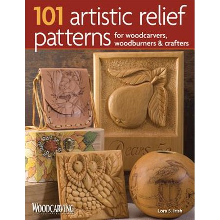 101 Artistic Relief Patterns for Woodcarvers, Woodburners & Crafters](Lorax Craft)