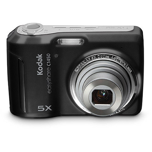 Kodak Easyshare C1450 Camera Black