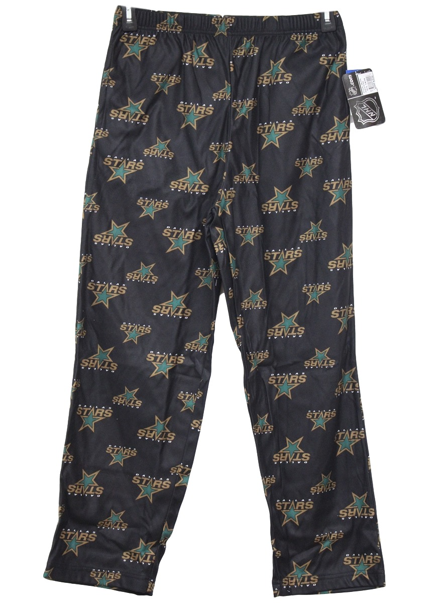 Dallas Stars Youth NHL Logo Pajama Pants by Outerstuff