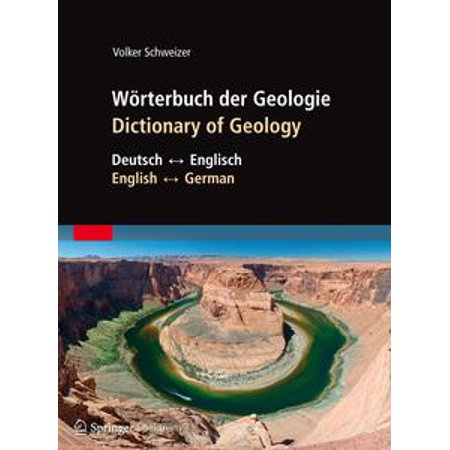 Wörterbuch der Geologie / Dictionary of Geology -