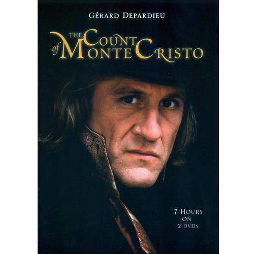 The Count Of Monte Cristo (French) (Full Frame)
