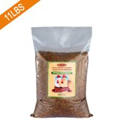 11Lbs Natural Dried Mealworms for Birds food, Chicken Feed, Retiles Food