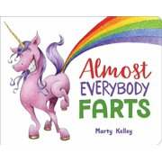 Almost Everybody Farts (Board Book)