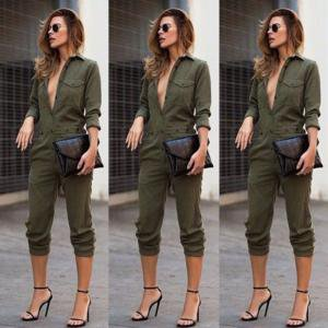 d9c55d97d365 Women Summer Sexy Clubwear Playsuit Bodycon Party Jumpsuit Romper Trousers  Pants