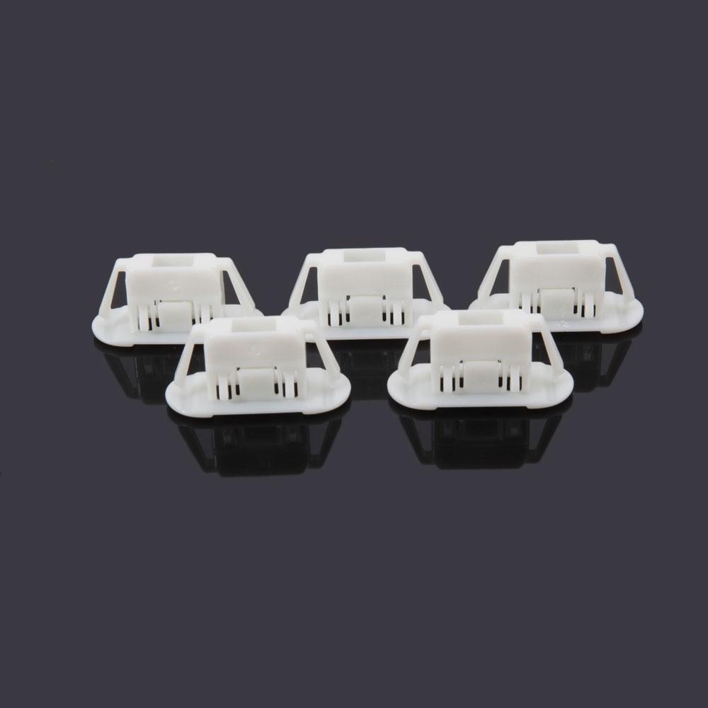 Ktaxon 5 Pcs Body Side Trimming Fastener Retainer Clip For Nissan Altima 1997-2016 - image 3 de 3