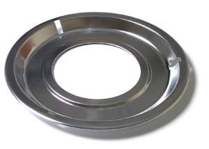 "8-1 4"" Chrome Drip Pan Bowl for Tappan Gas Stove Range 318067300 by"