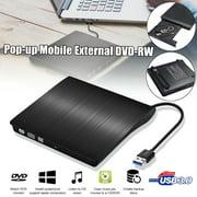 Best Optical Drives - External DVD Drive, USB 3.0 External DVD RW Review
