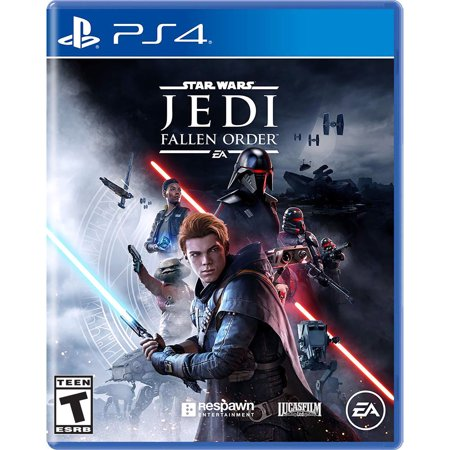Star Wars Jedi: Fallen Order, Electronic Arts, PlayStation 4