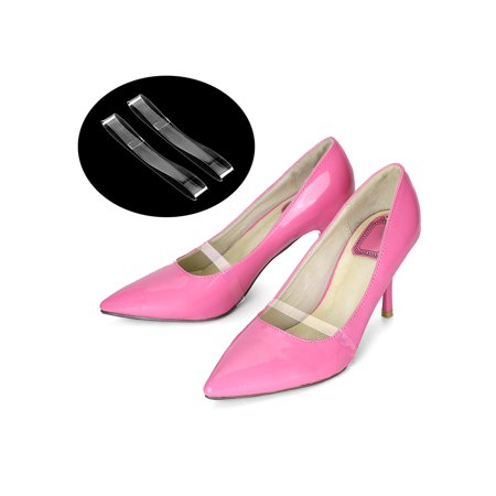 Clear Hobo (Transparent Shoe Straps High Heels Anti-loose Shoelaces for women )